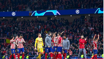 Atletico Madrid edge Liverpool with early Saul goal