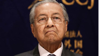 Mahathir Mohamad resigns