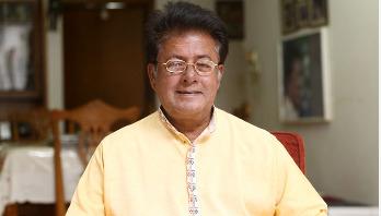 Mamunur Rashid hospitalized