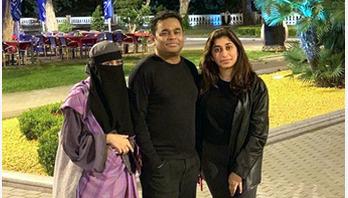 Even I would wear a burqa if possible: A.R. Rahman