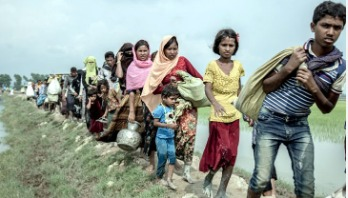 Japan to give $17m for Rohingyas