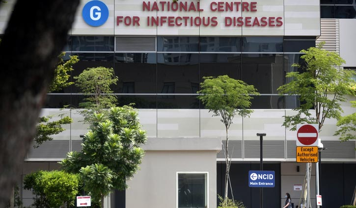Another Bangladeshi infected with Coronavirus in Singapore