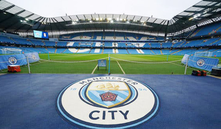 Man City banned from Champions League for 2 years