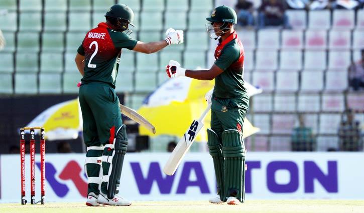 Bangladesh beat Zimbabwe by 169 runs
