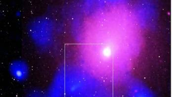 Scientists detect biggest explosion since Big Bang