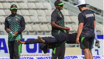 Zimbabwe cricket team to arrive this afternoon