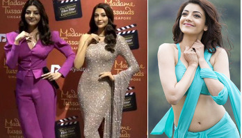 Kajal Aggarwal gets a wax statue at Madame Tussauds