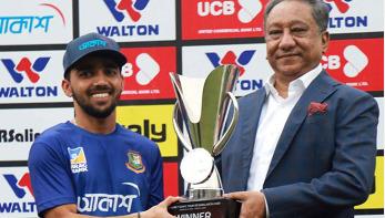 'স্বপ্ন দেখি বিদেশেও ভালো ক্রিকেট খেলবো'