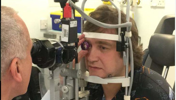 Gene therapy to halt rare form of sight loss