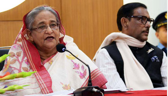 Only Awami League can develop the country:  PM