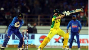 India beat Australia by 36 runs, level series 1-1