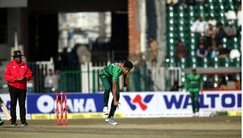 Bangladesh set Pakistan 142-run target
