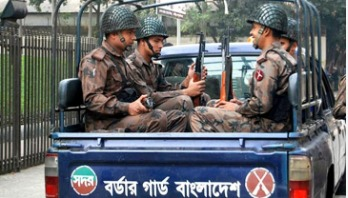75 platoons of BGB to be deployed in city polls