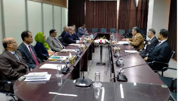 BNP holds meeting with EC