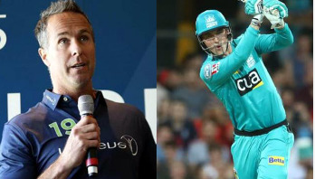 Banton responds to Michael Vaughan's suggestion