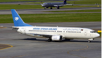 Passenger plane crashes in Afghanistan