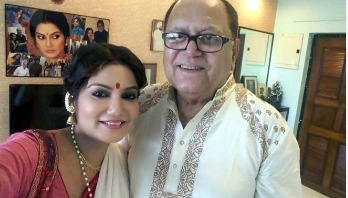 Actors Dipankar De, Dolon Roy get hitched