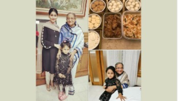 PM sends food cooked by herself for Shakib family