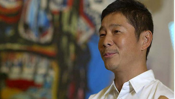 Japanese billionaire seeks 'life partner' for Moon voyage
