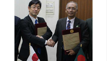 Japan signed new grant aid for safe water