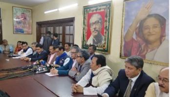 'Mistrust in polls BNP's old habit'
