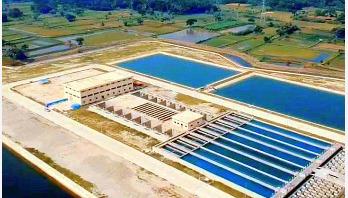 PM to open 'Bangabandhu Water Treatment Plant' today
