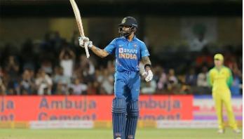 Kohli breaks Dhoni's massive ODI record
