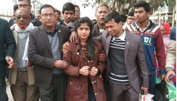 Sohagi returns home 15 months after abduction