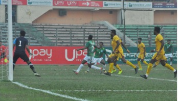 Bangladesh step into semi-final in Bangabandhu Gold Cup