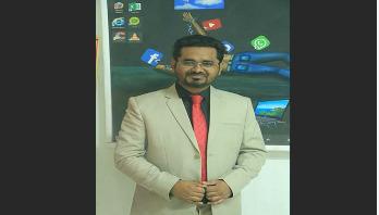 Soroj Mehedi becomes brand ambassador of TRIOGM
