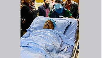 Jahangir Kabir Nanak hospitalised