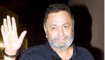 Rishi Kapoor hospitalized
