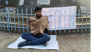 Rape of DU student: Sifat goes on hunger strike