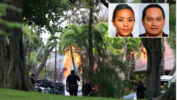 2 Hawaii police officers killed in USA