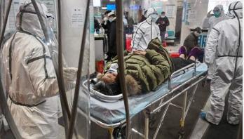 করোনা ভাইরাস: চীনে মৃতের সংখ্যা বেড়ে ৫৬