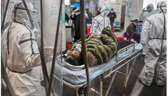 China coronavirus death toll rises to 56
