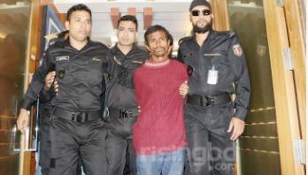 Majnu a serial rapist, claims RAB