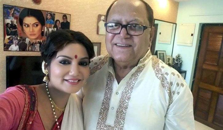 Actors Dipankar De, Dolon Roy get hitched