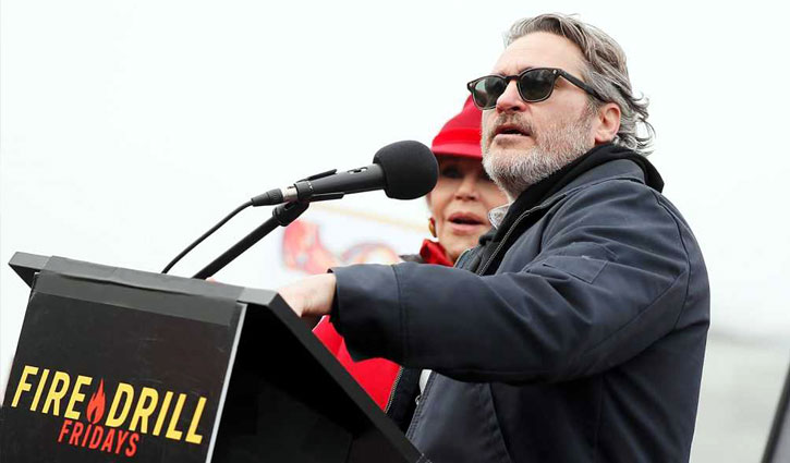 'Joker' actor Joaquin Phoenix arrested in USA
