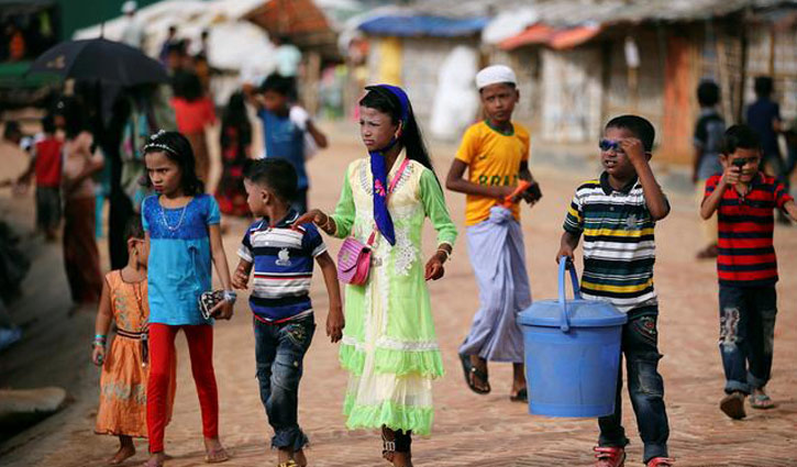 Rohingya children to get access to education