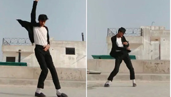 TikTok user's dance move goes viral (video)