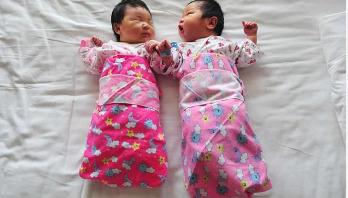 চীনে ৭ দশকের মধ্যে সবচেয়ে কমেছে শিশু জন্মহার
