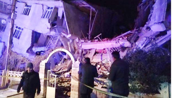 18 killed in Turkey earthquake