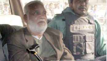 Death penalty for war criminal Syed Kaiser upheld
