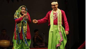 পদাতিকের বর্ষপূর্তিতে 'গুণজান বিবির পালা'