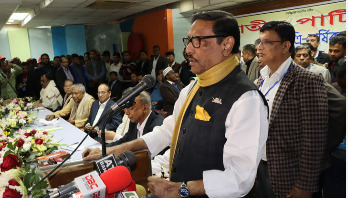 BNP responsible for bad relation among parties: Quader