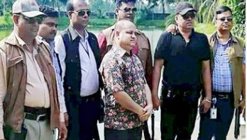 GK Shamim, 7 bodyguards indicted