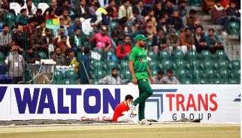 Rain delays toss between Bangladesh, Pakistan