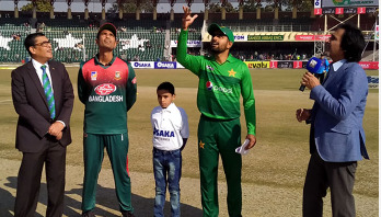 Bangladesh win toss, opt to bat first