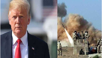No US or Iraqi killed in Iran attacks: Trump